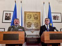 Aleš Opata und Lubomír Metnar (Foto: ČTK / Vít Šimánek)
