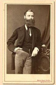 Fritz Simrock (1871), foto: Brahms institut