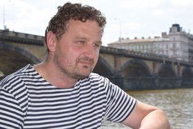 Jan Hamza (Foto: Ondřej Tomšů)