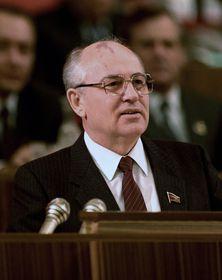 Mikhail Gorbachev, photo: Vladimir Vyatkin/RIAN, CC BY-SA 3.0