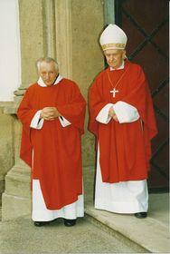 Jan Josef Kohl (à gauche), photo: Archives de J.J. Khol