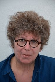 Chantal Montellier, photo: Archiv de Chantal Montellier