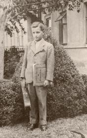 Jan Vanát, foto: archiv Post Bellum