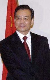 Primer ministro chino, Wen Jiabao (Foto: CTK)