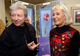 Вацлав Нецкарж и Моника Згустова (Фото: ЧТК)