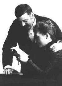 Karl und Leopoldine Wittgenstein (Foto: Public Domain)