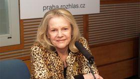 Eva Pilarová, photo: Jan Sklenář, ČRo
