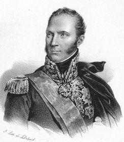 Armand Augustin Louis de Caulaincourt, source: New York Public Library, public domain
