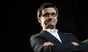 Le chef du parti des Verts, Ondřej Liška, photo: CTK