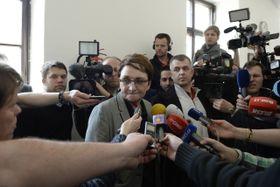 Ivana Salačová (Foto: ČTK)