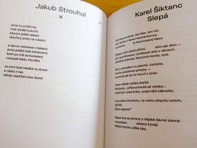 'Les meilleurs poèmes tchèques de 2018', photo repro: éditions Host