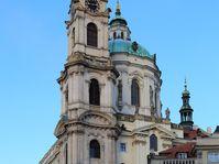 Glockenturm St. Nikolaus (Foto: Archiv des Museums der Hauptstadt Prag)