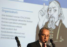 Josef Středula, photo : ČTK