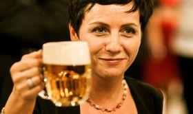 Мартина Ференцова, фото: Архив Чешского союза пивоварен и солодовен