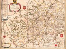 Silésie, Joan Blaeu, Atlas Maior, 1662-1672, Theatrum Orbis Terrarum