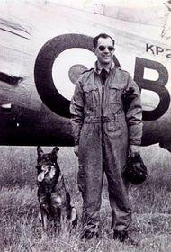Václav Bozděch with his dog Antis, photo: CTK