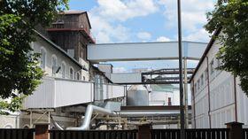 Сахарный завод в Добровици, фото: Милош Турек