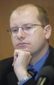 Bohuslav Sobotka, ministro de Finanzas (Foto: CTK)