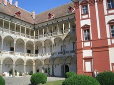 Opocno Castle, photo: Pavla Horakova