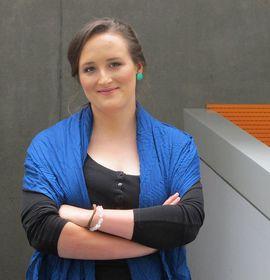 Kristýna Maková, foto: Český rozhlas - Radio Praha