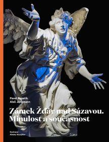 Pavel Kosatík vydal novou knihu: Zámek Žďár nad Sázavou. Minulost asoučasnost