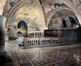 Базилика Святого Франциска в Ассизи, фото: Starlight, CC0