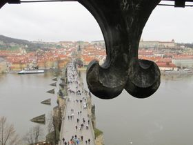 Karlsbrücke (Foto: Martina Schneibergová)