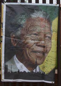 Nelson Mandela, photo: CTK