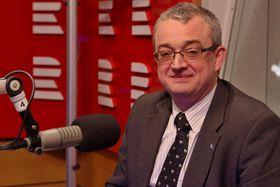 Marek Benda, photo : Jana Přinosilová, ČRo