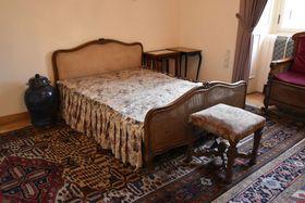 Byt Jana Masaryka vČernínském paláci, kde byl krátce před smrtí, foto: Ondřej Tomšů