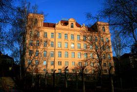 Факультет математики и физики(физмат), фото: Karelj, открытый источник