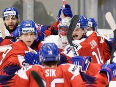 Tschechische Mannschaft (Foto: ČTK / Jaroslav Ožana)