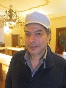 Mohamed Metwalli, photo: David Vaughan