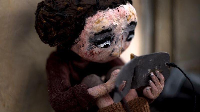 'La Fille', photo: Archives de FAMU