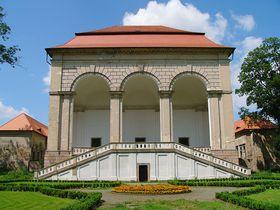 Waldstein-Loggia (Fото: Lukáš Kalista, CC BY-SA 3.0)