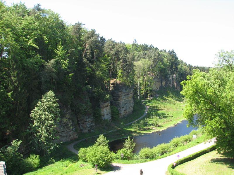 El valle de Plakánek, foto: Martina Schneibergová