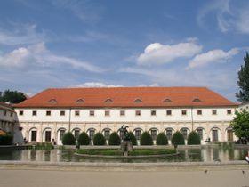 Picadero de Wallenstein en Praga (Foto: autor)