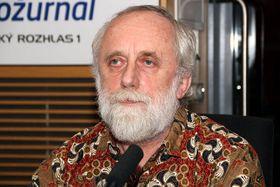 Pavel Kindlmann, foto: Šárka Ševčíková, ČRo