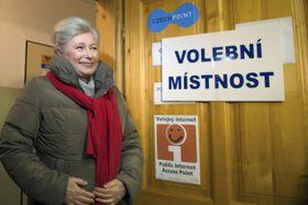 Zuzana Roithová, photo: ČTK