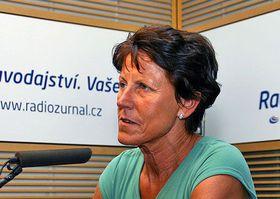 Ярмила Кратохвилова, фото: Анна Духкова, ЧРо