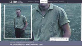 Porträt Hermann Bubke auf der Webseite des Lebendigen Museums Online