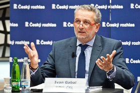 Ivan Gabal, photo: Filip Jandourek