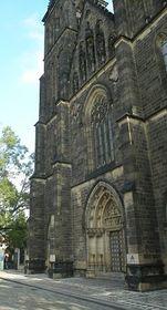 Basílica de San Pedro y San Pablo, foto: autor