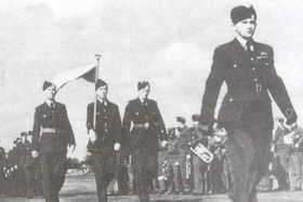 Чехословацкие летчики в Великобритании