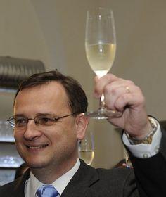 Le chef de l'ODS, Petr Nečas, photo: CTK
