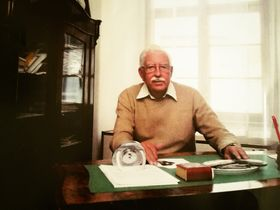 Radslav Kinský, père de Constantin Kinský, photo: Site officiel de Kinský Žďár