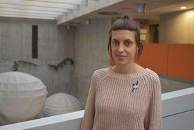Daria Kashcheeva, photo: Ondřej Tomšů