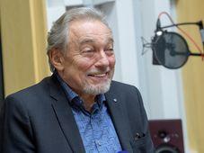 Karel Gott, foto: Khalil Baalbaki, ČRo