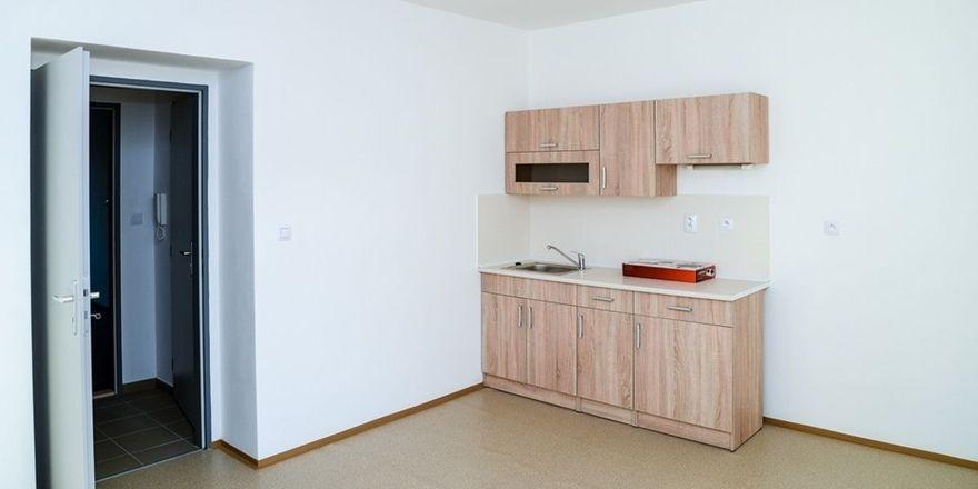 Wohnung für Menschen in akuten Notlagen in Pilsen (Foto: Archiv des Magistrats der Stadt Pilsen)