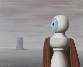 La belle lurette od Reného Magritta, foto: ČTK